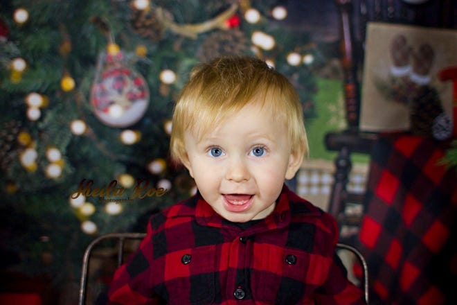 Kohen William Tracy will turn 1 on Dec. 19, 2020. He is the son of Cheyenne Watson and Silas Tracy. He has a brother, Kelby Tracy, who is 3. Kohen's grandparents are Michelle and Lance Ingram, Matt Watson, Shawn Tracy, and Mary and Dick Mccune. Great-grandparents are Gloria and Ray Touvell, Susan and Mike Watson, and Nora and Dick Fry. Great-great-grandmother is Marjorie Gardner.