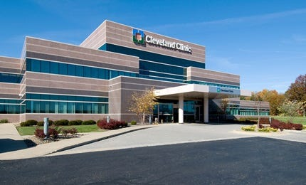 Cleveland Clinic's Wooster outpatient surgery center is ranked among the best in the nation inNewsweekrankings.