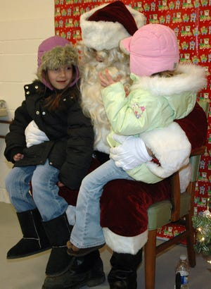Look for Santa to make an appearance Saturday night at the North Hornell Christmas Parade.