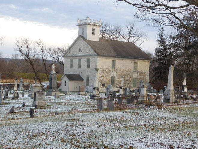 A Christmas service is scheduled for 4 p.m. Sunday at the historic Fort Herkimer Church on Route 5S.