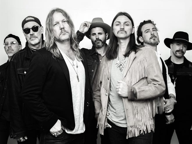 The Allman Betts Band has booked a show at the St. Augustine Amphitheatre for Feb. 6.