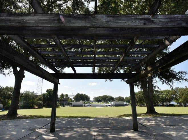 Metropolitan Park near TIAA Bank Field Wednesday, June 24, 2020 in Jacksonville, Florida. [Will Dickey/Florida Times-Union]