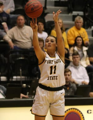 Jaden Hobbs scored 19 points in the Tigers' 81-60 win at Central Oklahoma on Tuesday.