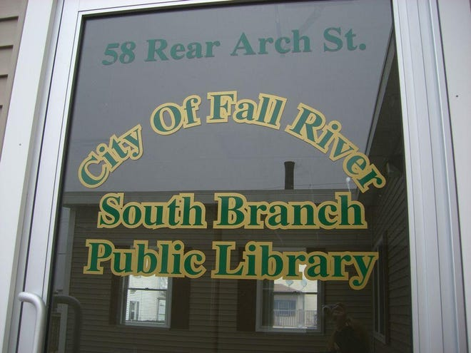 The South Branch of the Fall River Public LIbrary will close permanently on Friday, Dec. 18.