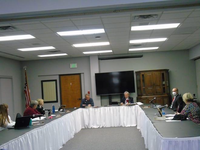 POA Board of Directors meet Wednesday, Dec. 16.