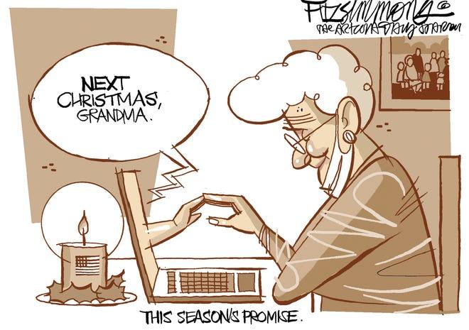 Today's editorial cartoon (Dec. 17, 2020)