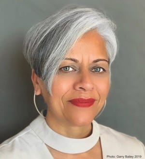 "Alka Joshi,  will discuss her book ""The Henna Artist"" Thursday (Photo: Gary Bailey)"