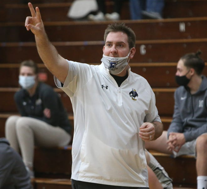 Jeremy Ady spent two seasons as the head boys basketball coach at Fairless.