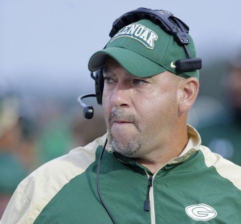 Scott Garcia is returning as head football coach at GlenOak, where he won 76 games from 2007-18.