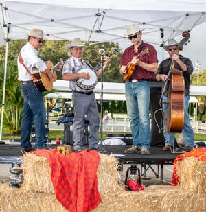 Midnight Trainof Sarasota performs in October at the Plantation Community Foundation's Bluegrass & BBQ fundraiser. All fundsraised support the foundation's grant-giving to local nonprofits in South Sarasota County.
