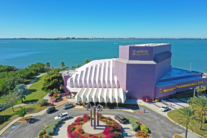 Van Wezel Performing Arts Hall in Sarasota was recently named a Top Stop for venues with a capacity of 2,000 or less by VenuesNow.