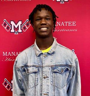 Manatee High athlete Irone Jackson heading to Central Michigan to play football.
