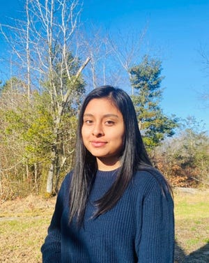 Sussex Academy student Debora Dionicio-Garcia, of Georgetown, was named a semifinalist for the 2021 class of the Coca-Cola Scholars Program.