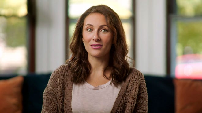 "Laura Benanti from ""Homeschool Musical: Class of 2020,"" a new special offering a window onto Gen Z and how they're dealing with the pandemic."