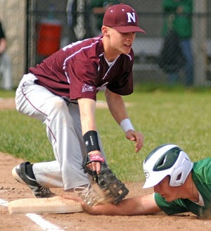 Northbridge baseball, shown here during the 2016 season, would have qualified for the 2019 postseason with a 9-11 record under an alternate ratings system format.