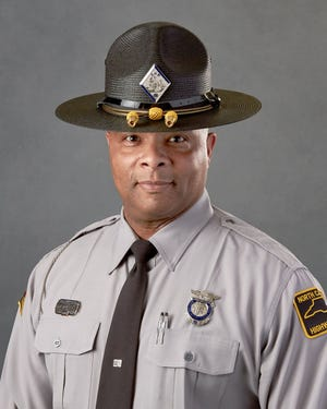 """Master Trooper George M. """"Mike"""" Dawkins died of cancer on Tuesday, Dec. 15."""
