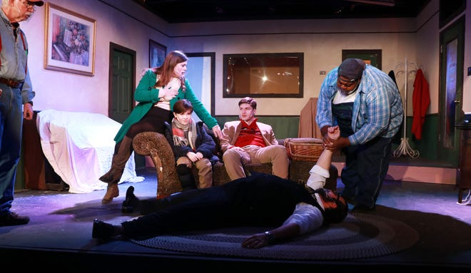 """""""Hogwash: A Christmas Catastrophe,"""" an original play by The Actor's Charitable Theatre, will stream live at 7:30 p.m. Sunday Dec. 20. Access will be $20."""