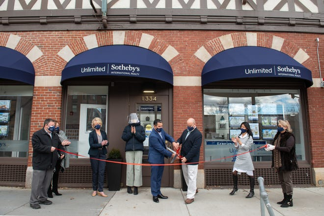 Unlimited Sotheby's International Realty recently moved its Brookline location to the S.S. Pierce Building at the corner of Beacon and Harvard streets.
