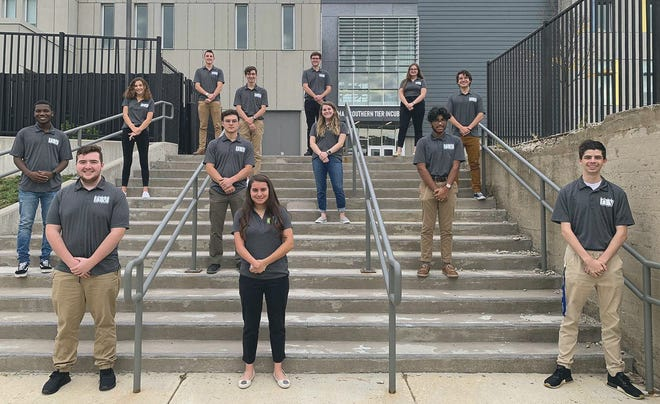 BOCES New Visions Business Academy, 13 Visionaries company.