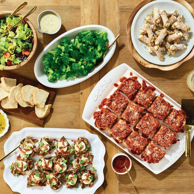 Carrabba's Italian Grill is offering Family Bundles as an alternative to dining out during the busy holiday season.