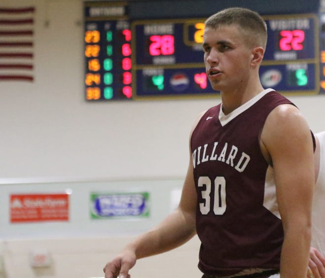 Willard's Micah Dawson scored 17 points in a win over Clear Fork to earn him an athlete of the week nomination.