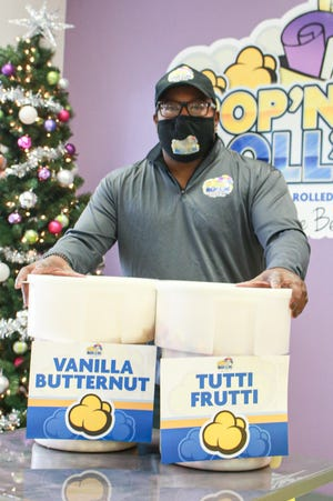 Rodney Robertson is the owner of Pop'N & Roll'N in Marion.