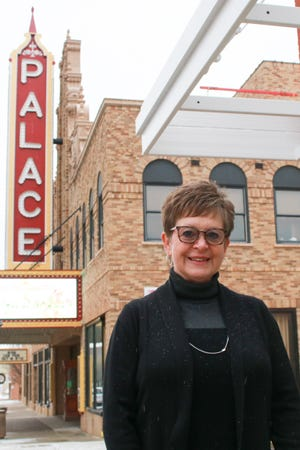 Bev Ford is executive director with the Marion Palace Theatre.