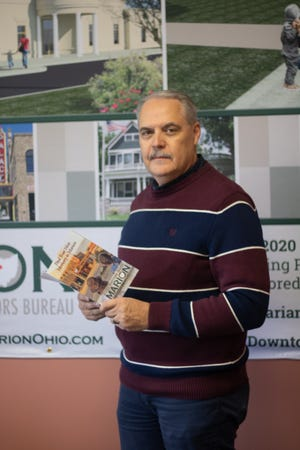 Mark Holbrook is executive director with the Marion Area Convention & Visitors Bureau.