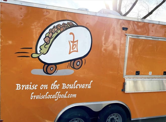 The Braise on the Boulevard food truck is an outgrowth of Braise restaurant in Walker's Point. The truck will be at Gathering Place Brewing Co. in Riverwest on Dec. 19, from 4 to 7 p.m., when the brewery releases two canned beers.