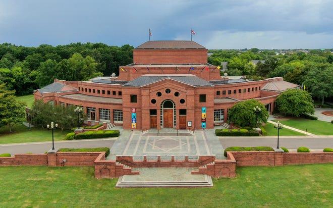The Alabama Shakespeare Festival starts its 50th season next month.