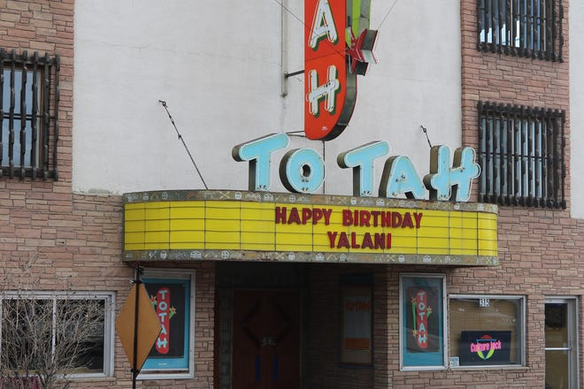 The Totah Theater in downtown Farmington will be renovated soon after the San Juan County Commission voted Dec. 15 to award a construction contract for the work.