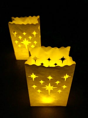 The Dec. 24 drive-in Christmas Eve service will feature 650 luminaria representing the children who were separated from their parents at the U.S. southern border