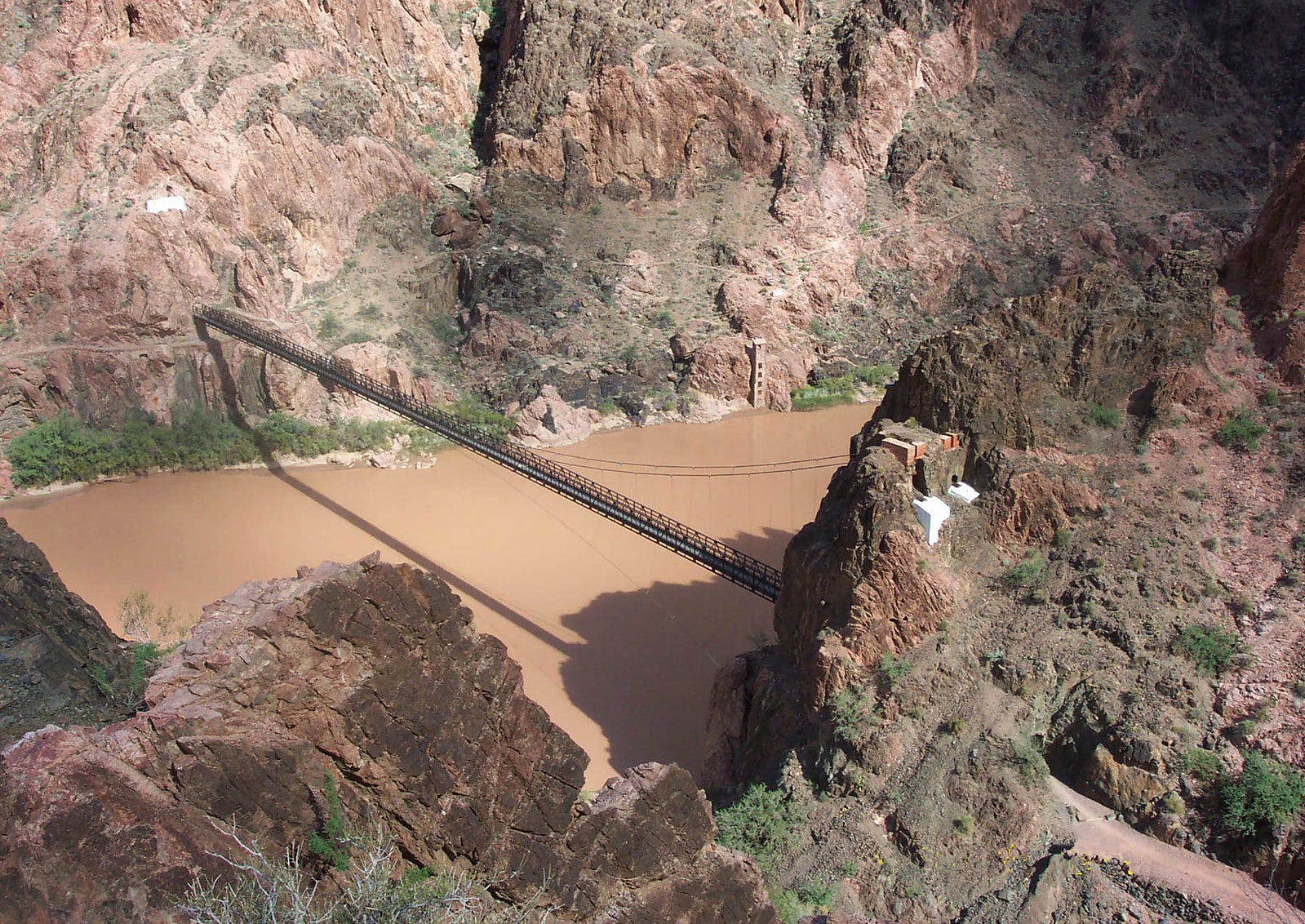 Phoenix hiker, 23, dies after falling 80 feet in Grand Canyon National Park