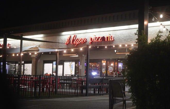 Il Capo Pizzeria in Scottsdale on Dec. 10, 2020.