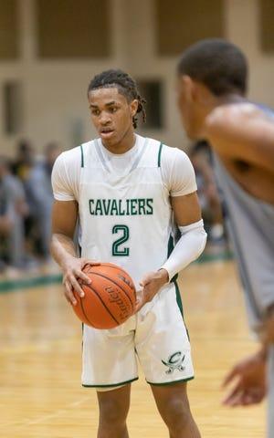 Calvary vs. Huntington Boys Basketball Tuesday December 15, 2020. Daniel Ortiz