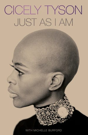 """""""Just As I Am,"""" by Cicely Tyson."""