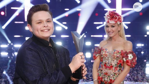 """The season 19 finale of """"The Voice"""" ushered in the youngest male winner ever at 15 years old: Carter Rubin, from Team Gwen Stefani."""