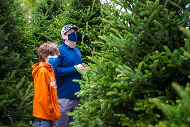 Pflugerville residents can drop off their Christmas trees at the Recycle Center from 8 a.m. to 5 p.m. Mondays, Fridays and Saturdays.
