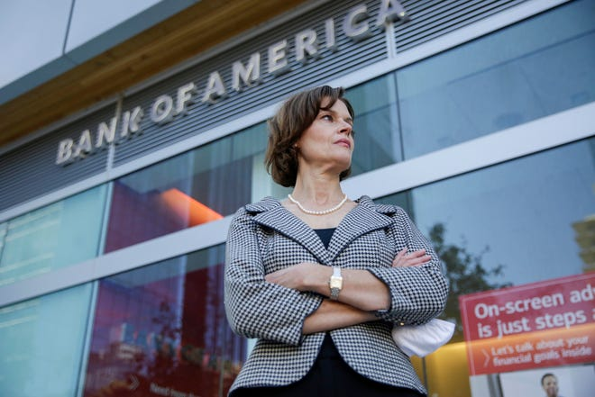 Nikki Graham, Austin market president for Bank of America, will try to help the region's business community build on big recent economic-development wins, such as the new Tesla factory, as chair of the Austin Chamber of Commerce for 2021.