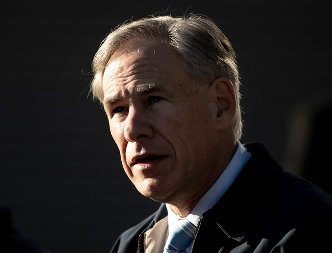 A reader says Gov. Greg Abbott is telling women what they can and cannot do with their bodies. [AMERICAN-STATESMAN/FILE]
