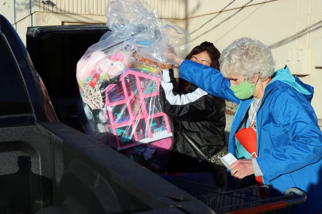 The Salvation Army recently hosted its 2020 Angel Tree Distribution at Sunset Center. The organization is continuing to raise funds through its 2020 Red Kettle Campaign.