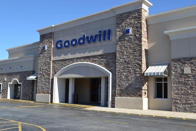 Goodwill store on Washington Road
