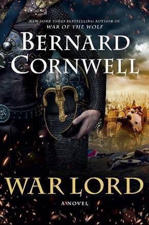 "Bernard Cornwell's ""War Lord"" is the 13th and final book in his epic series."