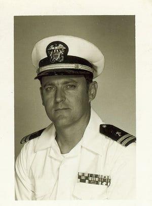 Lt. Cdr. Bob Haines, USN (ret).
