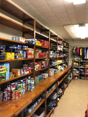 South Davidson Missional Network has partnered with Silver Valley Elementary School to create a food pantry and clothing closet for families in need.