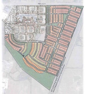 The city of Sherman is considering if it should sell land to finance public improvements now or wait to sell the land as values are expected to rise.