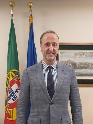 Cônsul-Geral de Portugal em Boston, João Pedro Fins do Lago