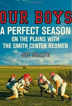 """""""Our Boys"""" by Joe Drape is the result of a New York journalist spending a year in Smith Center with legendary coach  Roger Barta."""