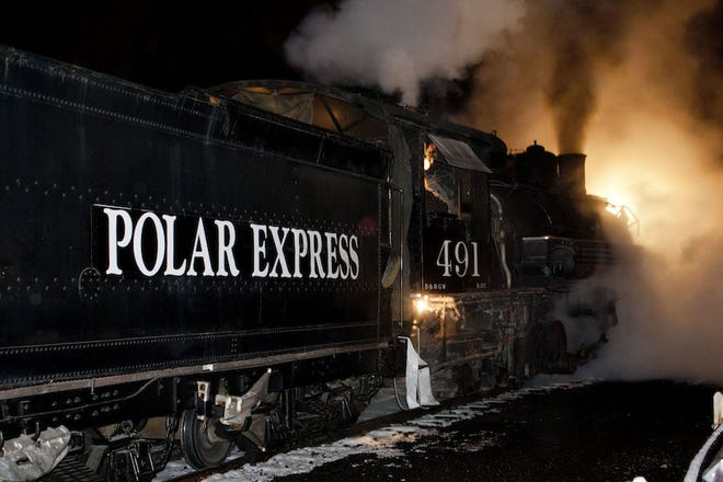 """Moonlight Musicals is offering a free virtual event, """"The Polar Express: A Moonlight Reading,"""" at 7 p.m. Monday."""