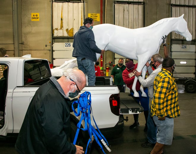 All are invited to the first public unveiling of the new Horse Fever 20/20 herd from 10 a.m.-4 p.m. Feb. 13 at Transformco, 655 SW 52nd Ave, Ocala.